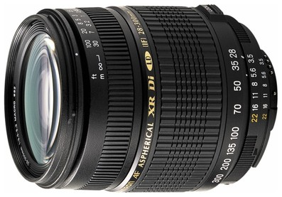 Tamron AF 28-300mm F/3,5-6,3 XR Di LD Aspherical [IF] MACRO Canon EF
